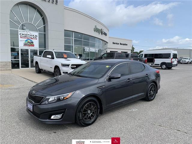 2015 Kia Optima  (Stk: N04483A) in Chatham - Image 1 of 20