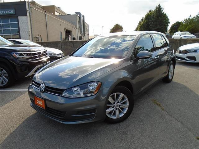 2015 Volkswagen Golf 1.8 TSI Trendline (Stk: P7540) in Toronto - Image 1 of 19