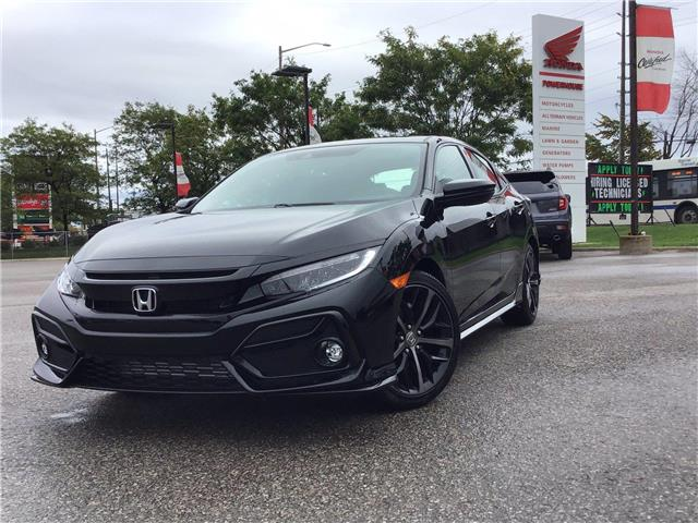 2020 Honda Civic Sport (Stk: 201122) in Barrie - Image 1 of 25