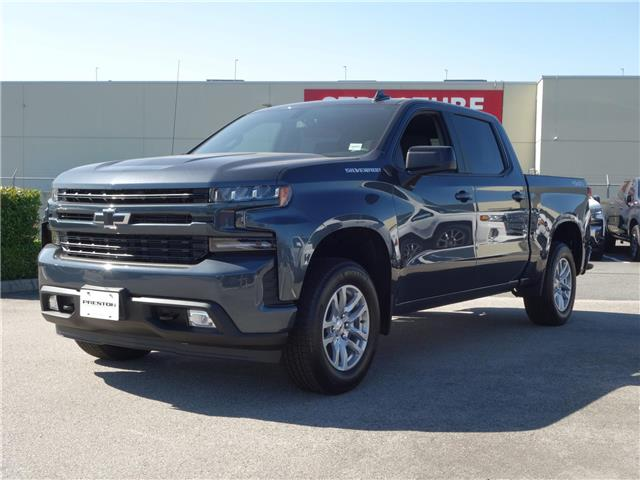 2020 Chevrolet Silverado 1500 RST (Stk: 0211410) in Langley City - Image 1 of 6