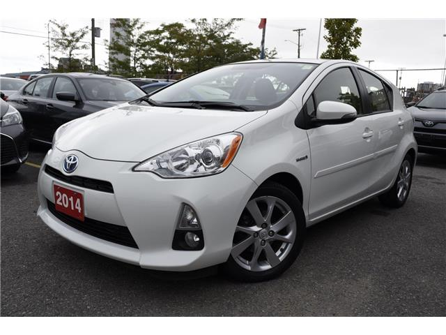 2014 Toyota Prius C Technology (Stk: 28616A) in Ottawa - Image 1 of 23