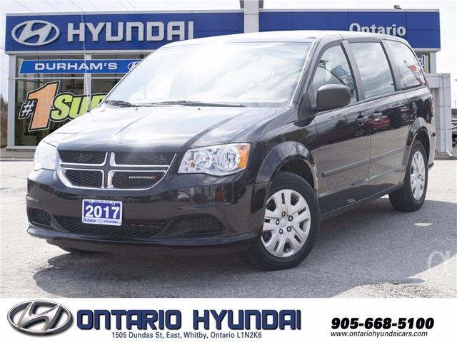 2017 Dodge Grand Caravan CVP/SXT (Stk: 08998K) in Whitby - Image 1 of 16