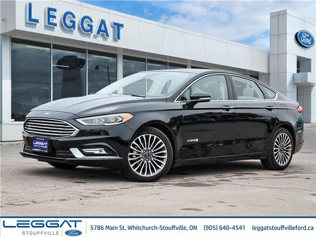 2017 Ford Fusion Hybrid  (Stk: U5430) in Stouffville - Image 1 of 29