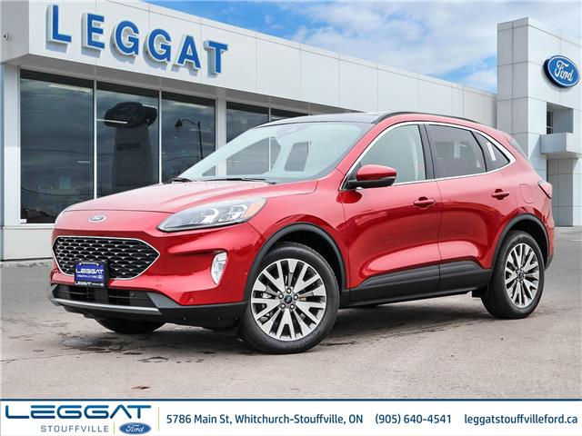 2020 Ford Escape Titanium (Stk: 20-40-215) in Stouffville - Image 1 of 29