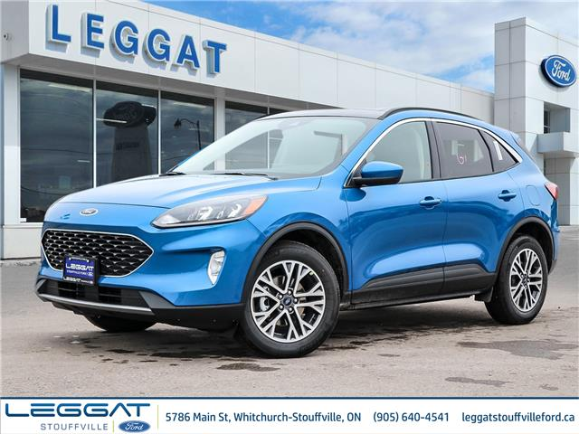 2020 Ford Escape SEL (Stk: 20-40-217) in Stouffville - Image 1 of 29