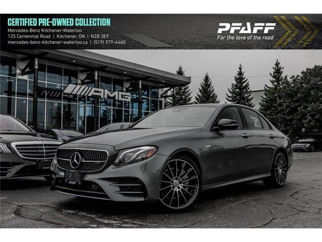 2017 Mercedes-Benz AMG E 43 Base (Stk: 39724A) in Kitchener - Image 1 of 22