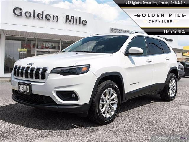 2019 Jeep Cherokee North (Stk: 9-8124) in London - Image 1 of 26
