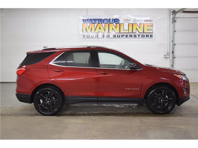 2020 Chevrolet Equinox LT (Stk: L1439) in Watrous - Image 1 of 44