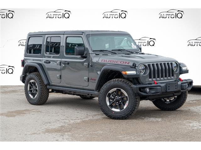 2020 Jeep Wrangler Unlimited Rubicon (Stk: 34232) in Barrie - Image 1 of 26