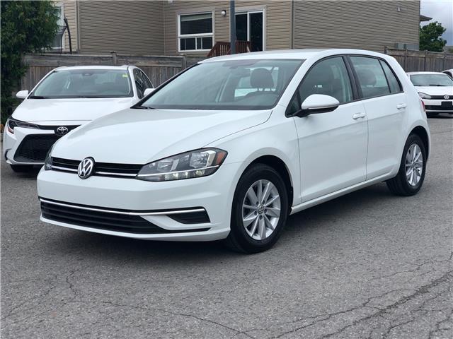 2019 Volkswagen Golf 1.4 TSI Comfortline (Stk: 21027) in Rockland - Image 1 of 19