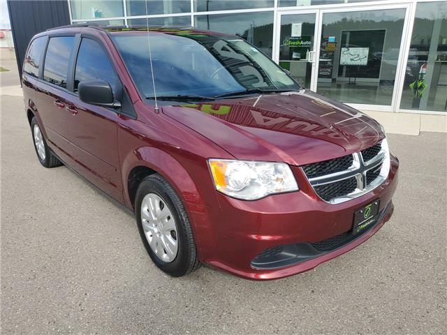 2017 Dodge Grand Caravan CVP/SXT (Stk: 20-245A Ingersoll) in Ingersoll - Image 1 of 30