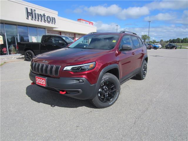 2020 Jeep Cherokee Trailhawk (Stk: 20232) in Perth - Image 1 of 16