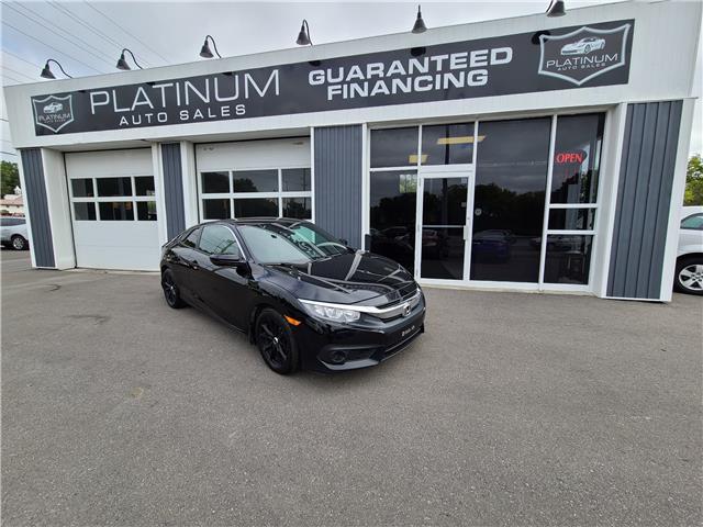 2018 Honda Civic LX (Stk: ) in Kingston - Image 1 of 11