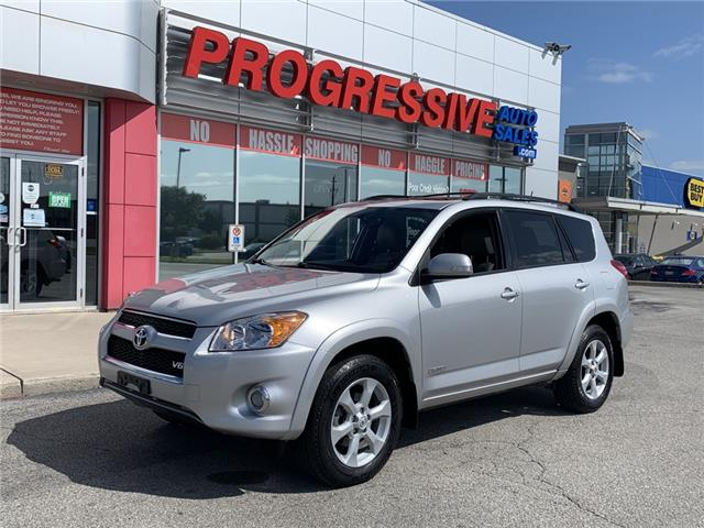 2012 Toyota RAV4 Limited V6 (Stk: CW076336A) in Sarnia - Image 1 of 25