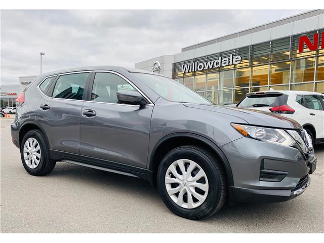 2018 Nissan Rogue S (Stk: C35629) in Thornhill - Image 1 of 18