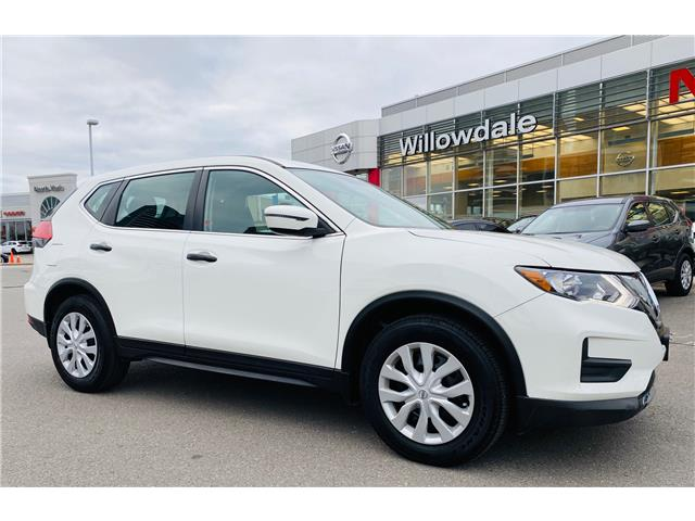 2017 Nissan Rogue S (Stk: N934A) in Thornhill - Image 1 of 18