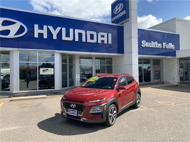 2019 Hyundai Kona 1.6T Trend (Stk: 100951) in Smiths Falls - Image 1 of 8