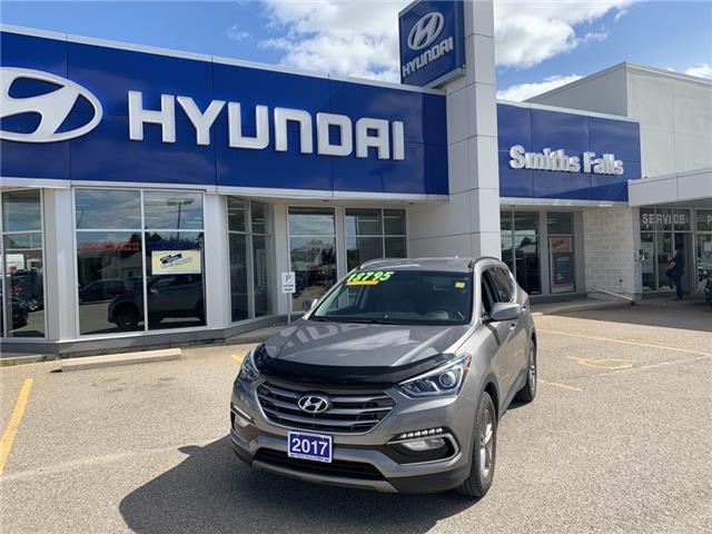 2017 Hyundai Santa Fe Sport 2.4 Base (Stk: 99911) in Smiths Falls - Image 1 of 7