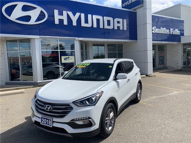2018 Hyundai Santa Fe Sport 2.4 Base (Stk: 99241) in Smiths Falls - Image 1 of 8