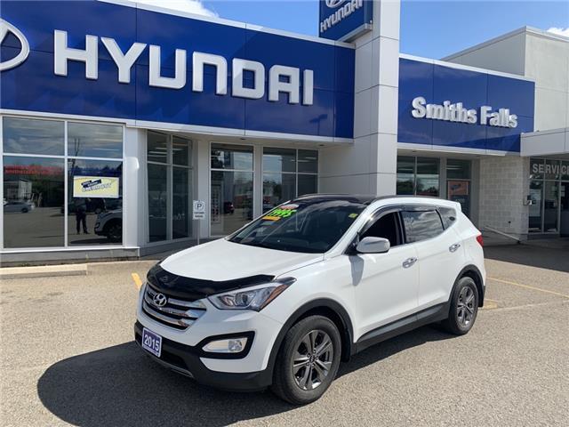 2015 Hyundai Santa Fe Sport 2.4 Luxury (Stk: T12121) in Smiths Falls - Image 1 of 10