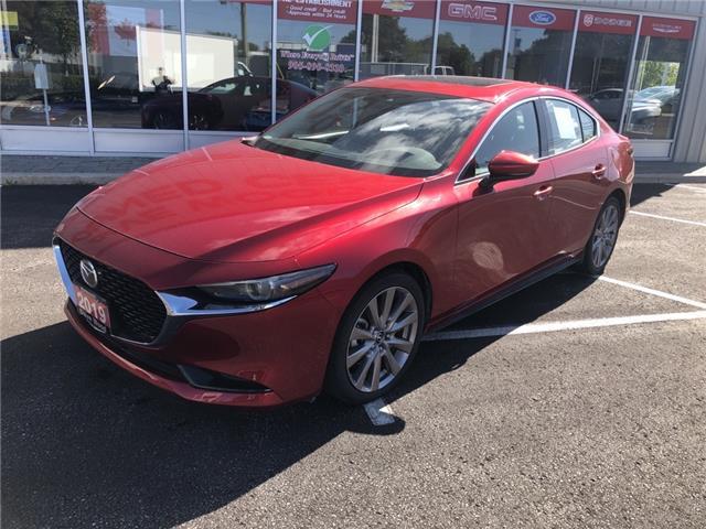 2019 Mazda Mazda3 GT (Stk: -) in Newmarket - Image 1 of 20