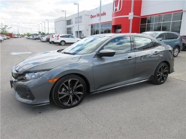2019 Honda Civic Sport (Stk: 28844L) in Ottawa - Image 1 of 17