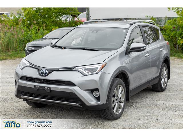 2018 Toyota RAV4 Hybrid Limited (Stk: 171122) in Milton - Image 1 of 5