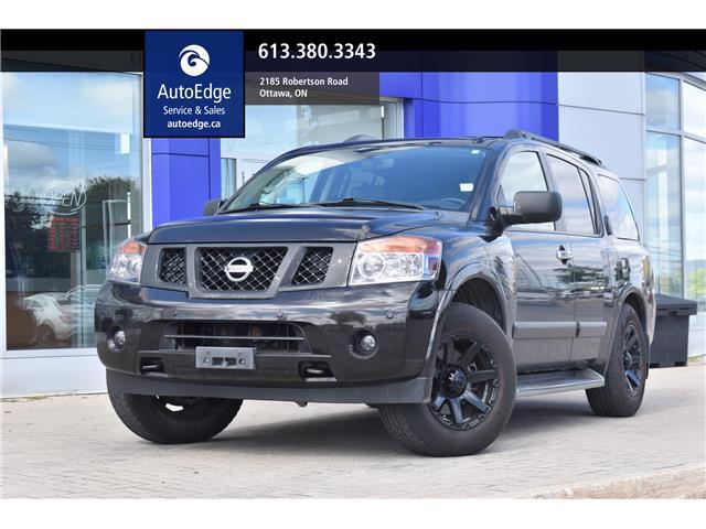 2012 Nissan Armada Platinum Edition (Stk: A0323) in Ottawa - Image 1 of 30