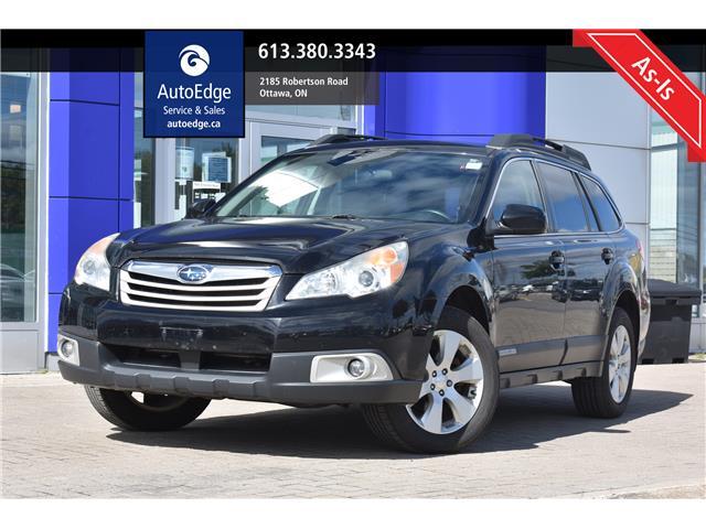 2011 Subaru Outback  (Stk: A0303) in Ottawa - Image 1 of 7