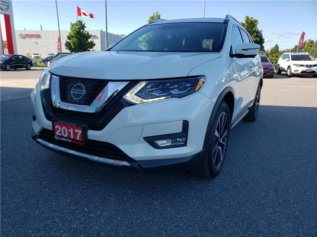 2017 Nissan Rogue SL Platinum 5N1AT2MV9HC857467 LN127224A in Bowmanville
