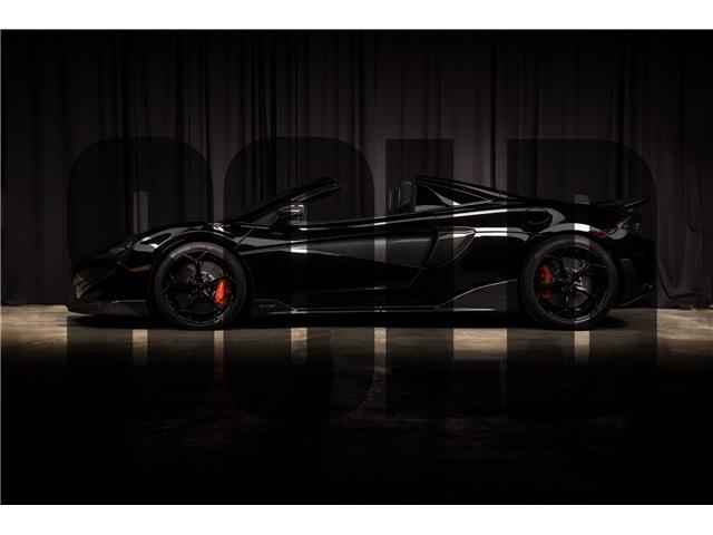 2020 McLaren 600LT Spider  (Stk: MV0282) in Calgary - Image 1 of 23