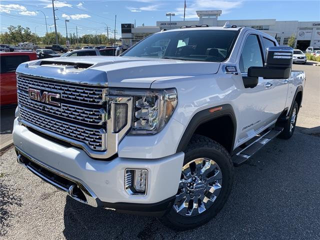 2020 GMC Sierra 2500HD Denali (Stk: LF306838) in Calgary - Image 1 of 29