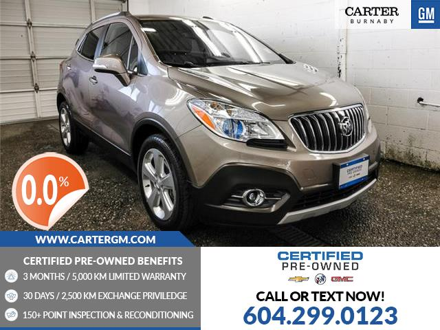 2015 Buick Encore Convenience (Stk: E0-07741) in Burnaby - Image 1 of 24