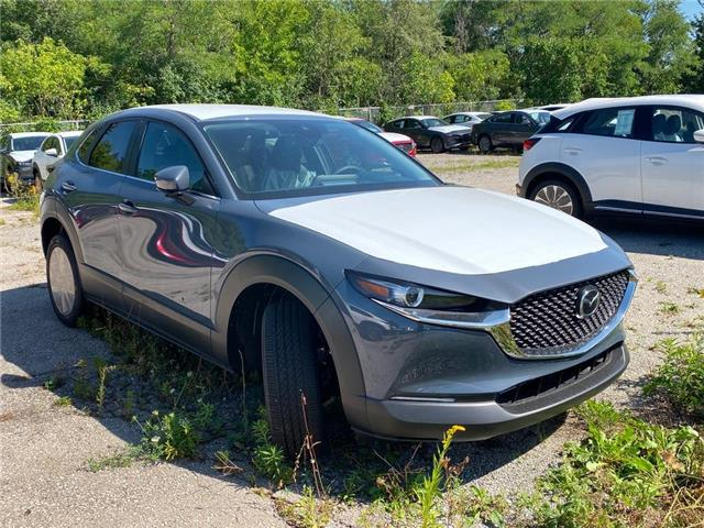 2021 Mazda CX-30 GS (Stk: 21014) in Toronto - Image 1 of 5