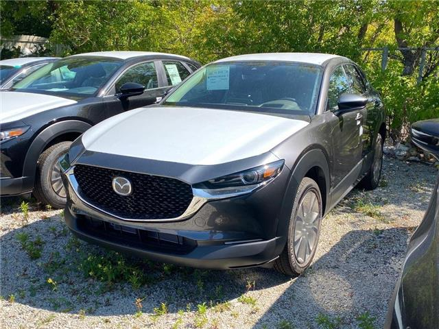 2021 Mazda CX-30 GS (Stk: 21066) in Toronto - Image 1 of 5