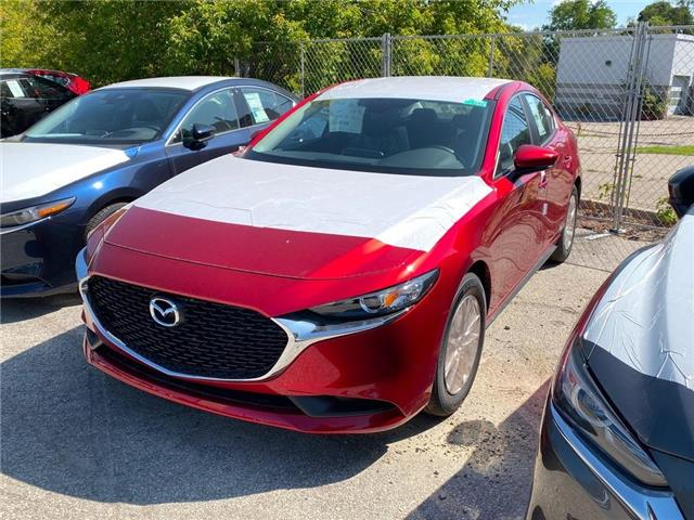 2021 Mazda Mazda3  (Stk: 21093) in Toronto - Image 1 of 5