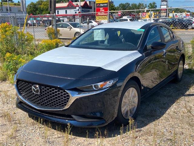 2021 Mazda Mazda3  (Stk: 21096) in Toronto - Image 1 of 5