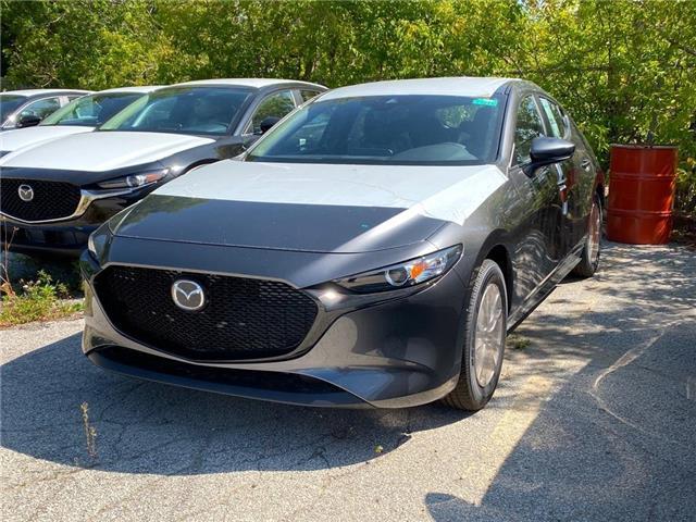 2021 Mazda Mazda3 Sport  (Stk: 21095) in Toronto - Image 1 of 5