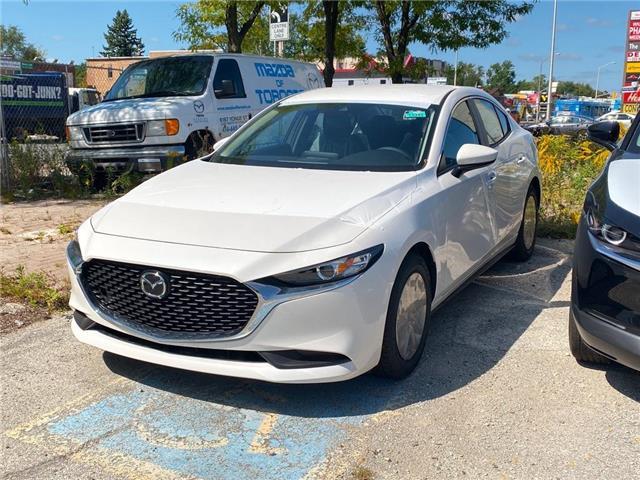 2021 Mazda Mazda3 GS (Stk: 21098) in Toronto - Image 1 of 5