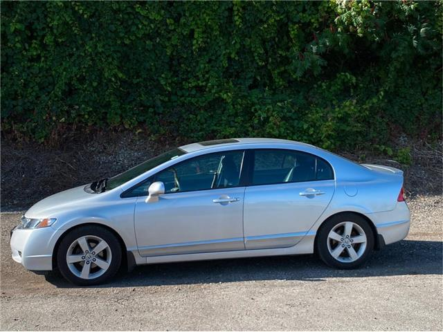 2011 Honda Civic SE (Stk: K0861A) in London - Image 1 of 15