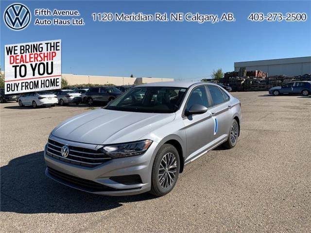 2020 Volkswagen Jetta Comfortline (Stk: 20151) in Calgary - Image 1 of 23