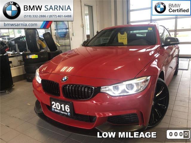 2016 BMW 435i xDrive (Stk: BU757) in Sarnia - Image 1 of 18