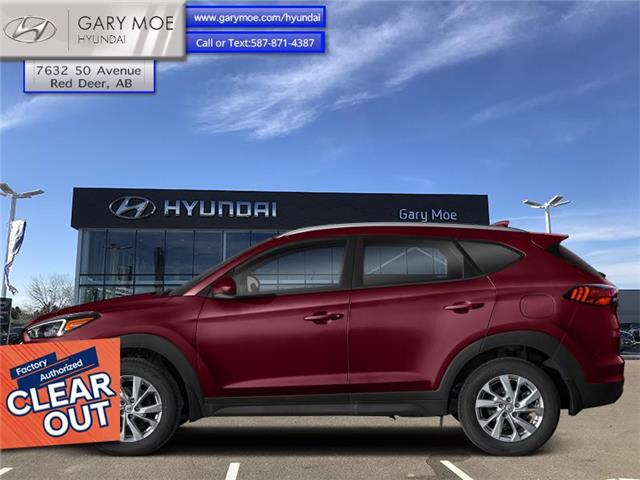 2020 Hyundai Tucson Preferred w/Trend Package (Stk: 0TU6827) in Red Deer - Image 1 of 1