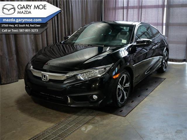2017 Honda Civic Touring (Stk: MP9920) in Red Deer - Image 1 of 23