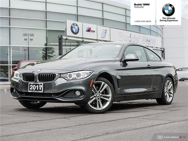 2017 BMW 430i xDrive (Stk: DB6099) in Oakville - Image 1 of 28