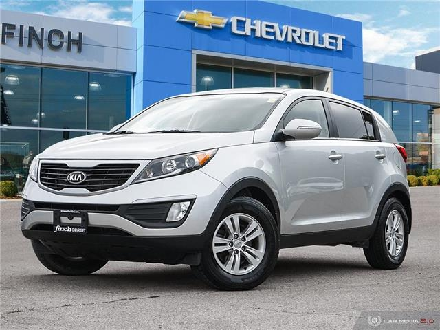 2013 Kia Sportage LX (Stk: 151616) in London - Image 1 of 28