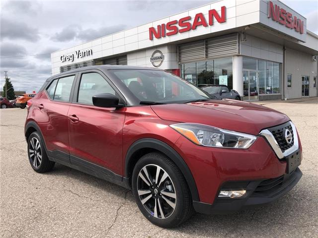 2020 Nissan Kicks SV (Stk: W0119) in Cambridge - Image 1 of 27