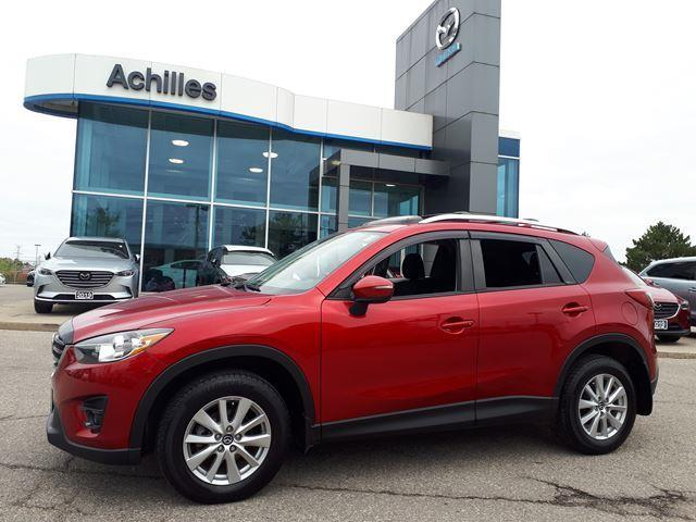 2016 Mazda CX-5 GS (Stk: S112A) in Milton - Image 1 of 12