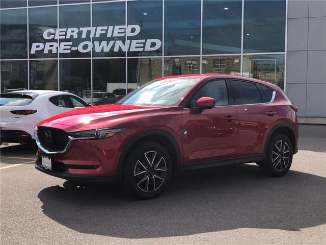 2018 Mazda CX-5 GT (Stk: P2204) in Toronto - Image 1 of 27