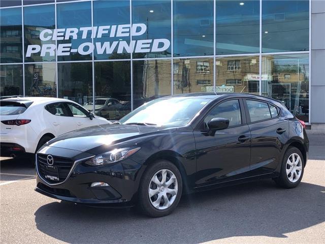 2016 Mazda Mazda3 Sport GX (Stk: P2229) in Toronto - Image 1 of 16